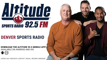 Podcasts - Altitude Sports Radio